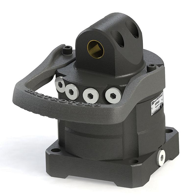 Kolbenmotor Rotator Baltrotors