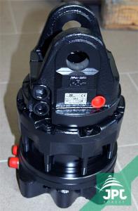 Hydraulisch Rotator für Harvester