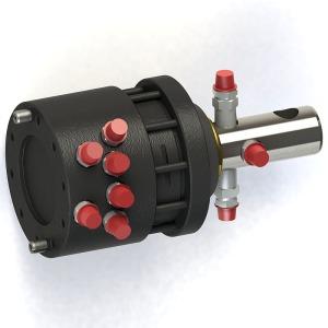 Hydraulisch rotator GR30FA