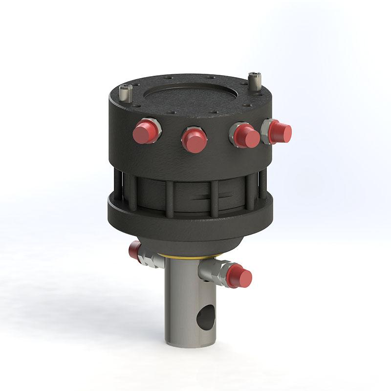 Hydraulisch Rotator GR30FA-01