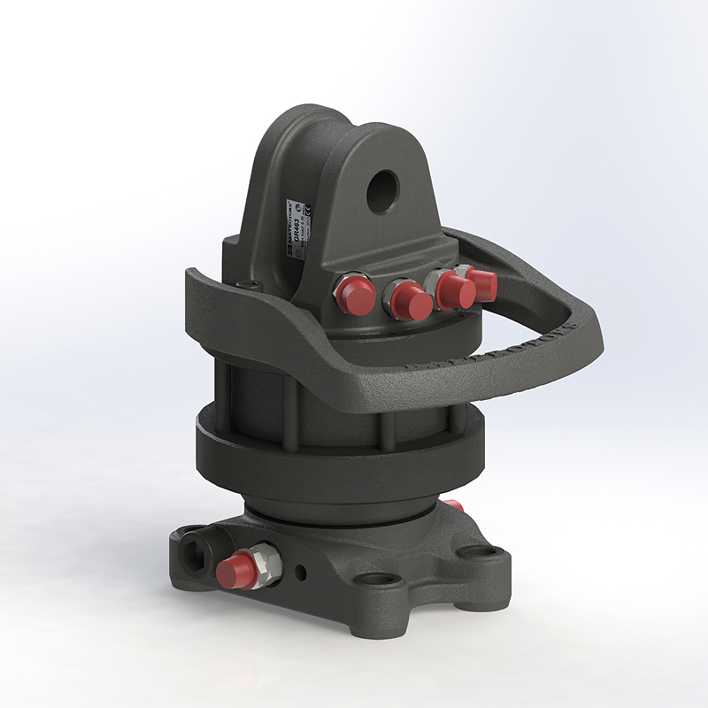 Hydraulisch Rotator GR463-01