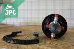 Klein hydraulisch Rotator mit Extra Kanal