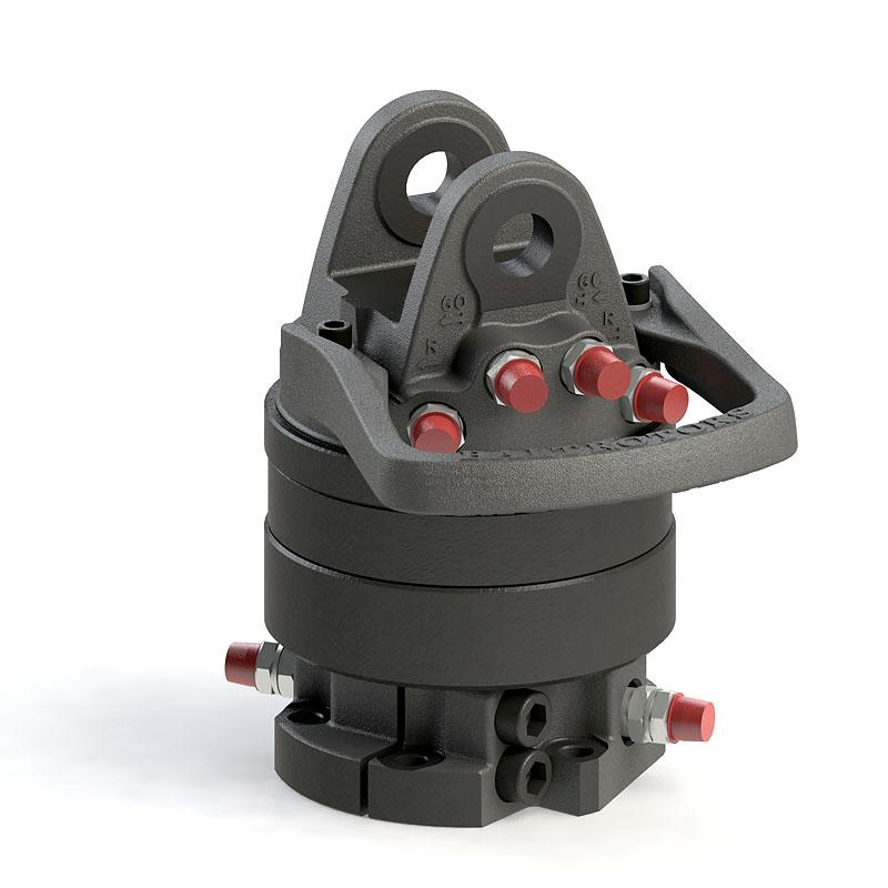 Kolbenmotor Rotator GPR10