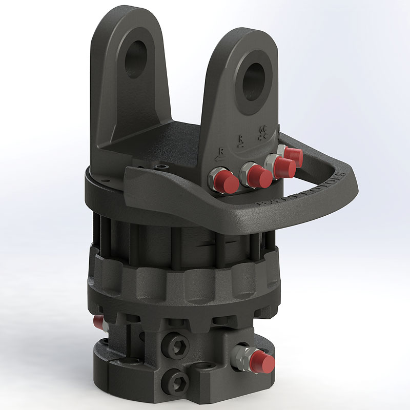 Hydraulisch Rotator GR16H