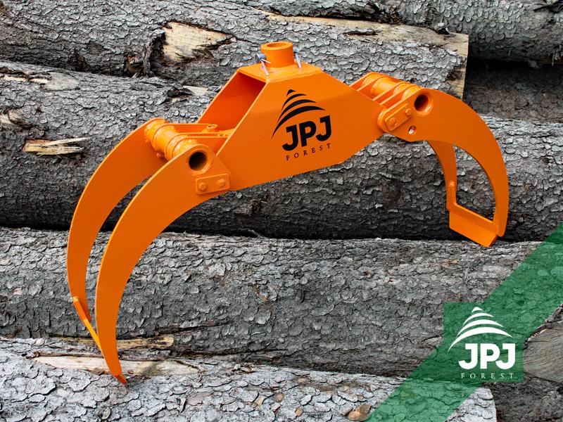 Holzgreifer JPJ Forest 0,10