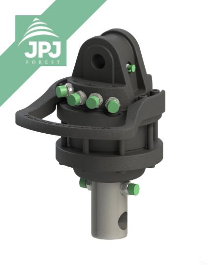 Hydraulischer Rotator FHR 4.500L